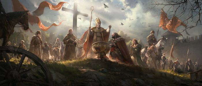 Baptism of POLAND by daRoz