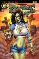 Zombie Tramp 40 NYCC Exclusive Cover by BillMcKay