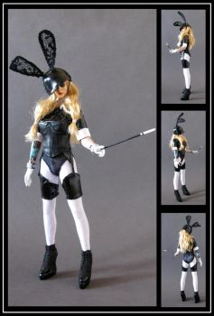 maria brink (in this moment) custom doll - commiss by nightwing1975