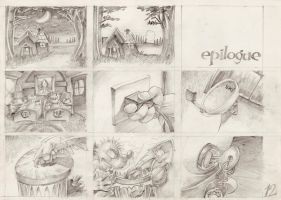 T and H Storyboard 12 by pickassoreborn