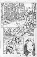 Legion Issue 1 p.7 by Cinar