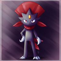 Pokemon Commission Weavile