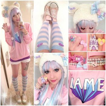 [that's me]   Kawaii Outfit [cosplay] by DollPhotography2016