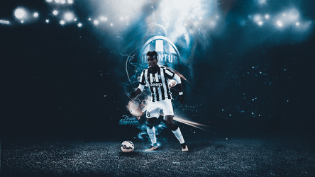 Paul Pogba Wallpaper by EKTasarim