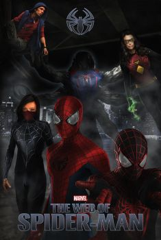 The Web of Spider-man by RandomFilmsOnline