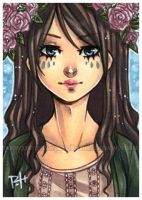 aceo - mori +VIDEO by pencil-butter