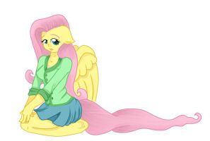 Fluttershy by bookxworm89