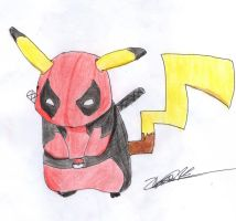 Deadchu or Pikapool? by Zlasher76