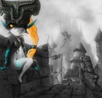 Midna at Home by E-akahele