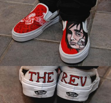 the rev tribute vans by Jilue