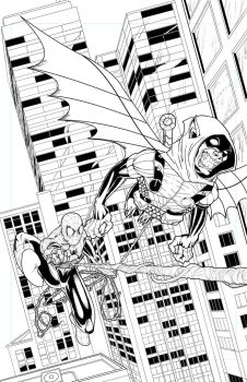 Amazing Spider-Man Sequential - Page 1 by stantausan