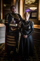 Jamie and Cersei Lannister Cosplay by Kiotoko-Solo