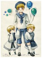 APH Family by MaryIL