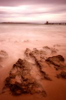 Queenscliff Pier - Color by MD81