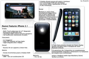 iphone 2.1 concept by tommasogecchelin