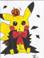 Pikachu Dress up! (My competition entry!) by Colorful-Kaiya