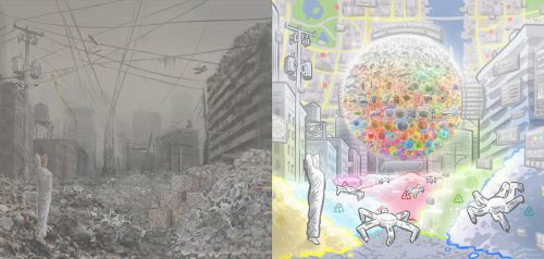 Augmented Reality: The Neuronet - Order by SamSaxton