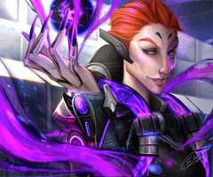 Moira O'deorain by bluecrystals7
