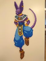 Dragon Ball #2 - Beerus by MagicPearls