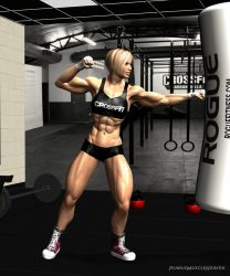 Crossfit boxing by plinius
