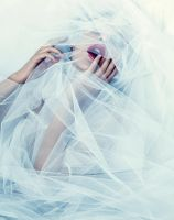 Veiled beauty by jbfort