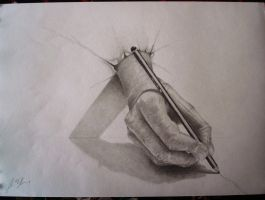 it draws by itself by Spangenberg