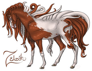 Zelzah | Mare | Hunter by SunsetRevelation