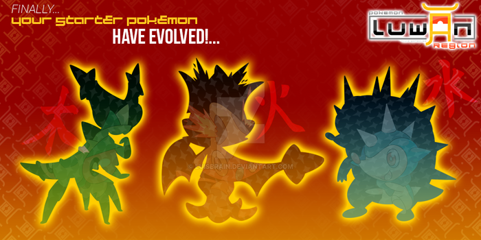 [Teaser] It's Evolution Time!... by LuisBrain