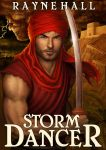 'Storm Dancer' by Rayne Hall - e-book cover by RayneHall