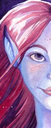 Starry-Eyed by mcah