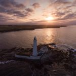 St Mary's Lighthouse II by scotto