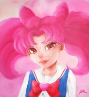 Little Lady / Chibiusa by Yona-Art
