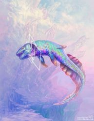 Sarcopterygian Soul by CBSorgeArtworks