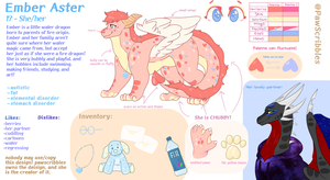 Ember (REF) by PawScribbles