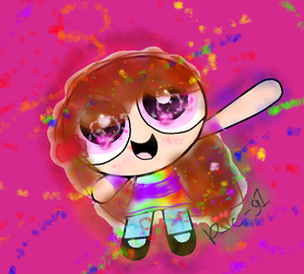 .:Watch- Ruby color hearts- ppg Oc.: by ppg-color-glitter101