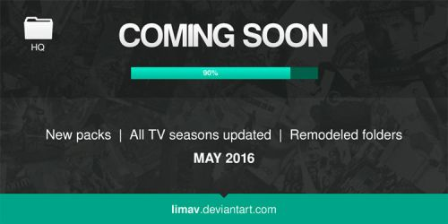 Coming Soon [2016] by limav