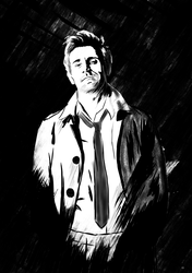 Constantine by rjakobson
