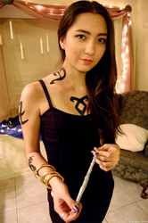 isabelle lightwood. by losteyes
