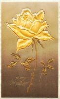 Gold For My Sweetheart by Yesterdays-Paper