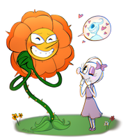 CH - Flowery Conversation [T] by Atlas-White