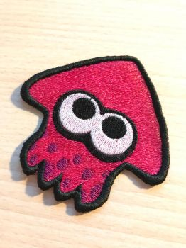Splatoon 2 Embroidery Patch by Kavel-WB