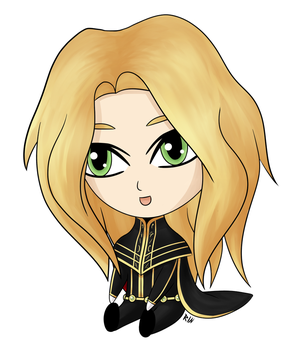 Raoul Am Chibi by Rin-Claymore