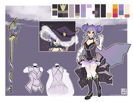 Witch Adopt: CLOSED by TeenaPai