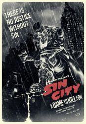 SIN CITY - A Dame To Kill For by Medusone