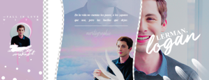 Timeline Logan Lerman by MartuGraphic