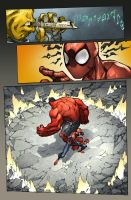 Avenging Spider-man Preview 4 by DonoMX