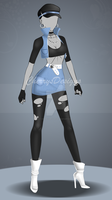 (closed) Auction Adopt - Outfit 502 by CherrysDesigns