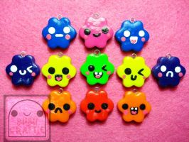 Candy Cuties Charms by efeeha