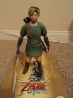 Skyward Sword Link Papercraft by LegendofFullmetal