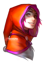 Red Hood by BloodlineV